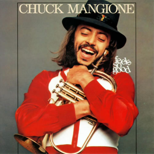 "Learning Chuck Mangione's ""Feel So Good"" on guitar"