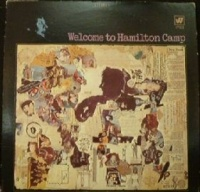 Welcome to Hamilton Camp LP sleeve