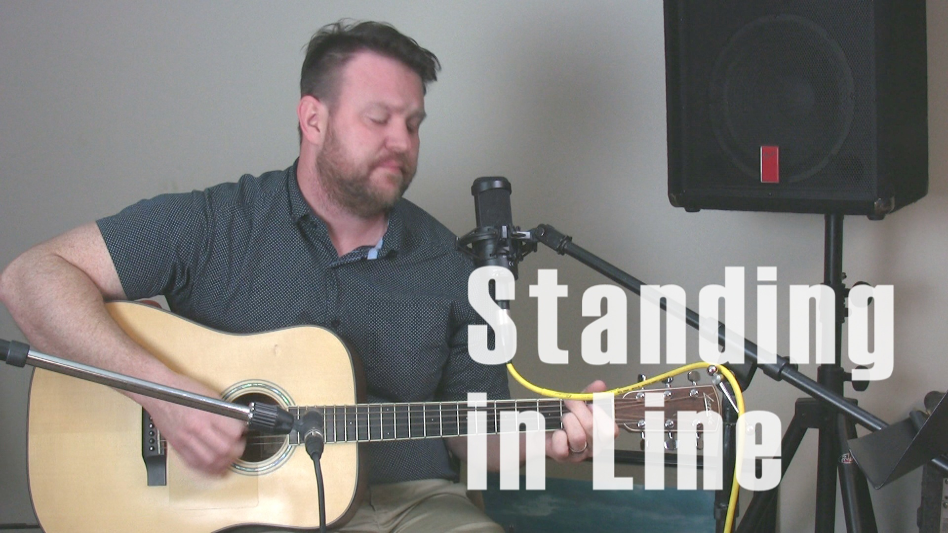 Songwriting Stories: Standing in Line (2009)