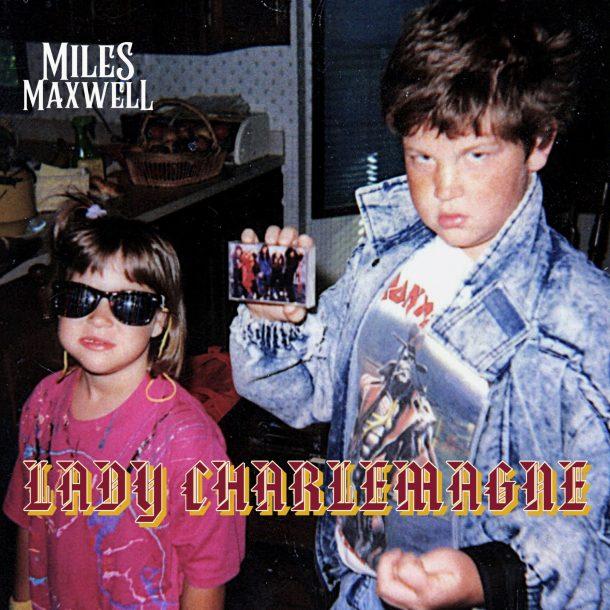 1980's kids holding cassette